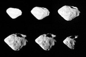 астероид (2867) Штейнс