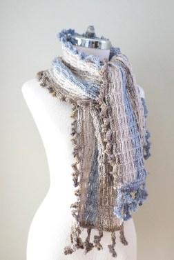 archi shawl scarf ivory grey beige8