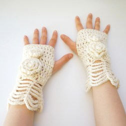elegant rose hand warmers ivory4