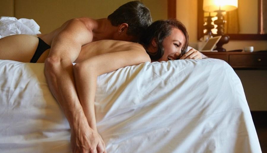 Мужская усталость во время секса