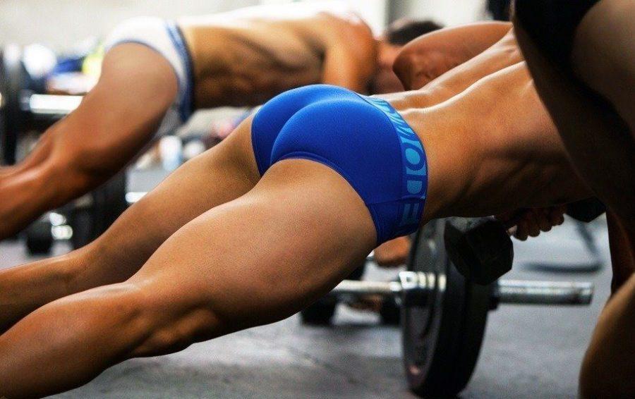 упражнения чтобы накачать попу