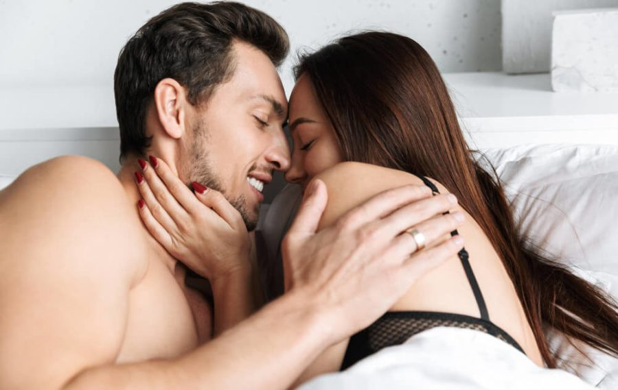 секс влияет на здоровье пары