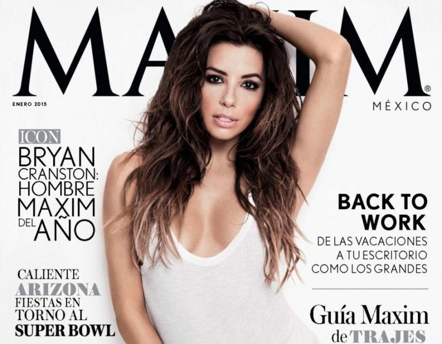 интересные факты журнала Maxim
