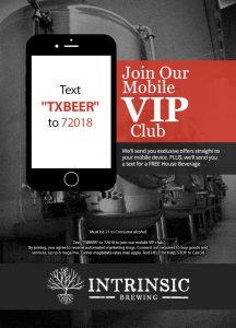 Intrinsic VIP Mobile Club