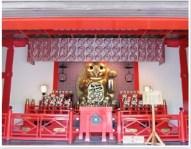 o-nyanko cat temple