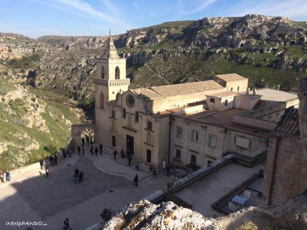 Chiesa a Matera