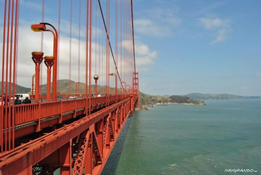 Golden Gate Bridge a San Francisco