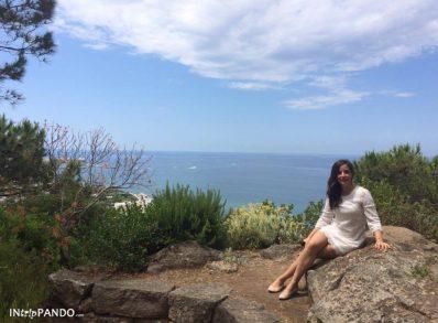 Il cielo e il mare di Ischia