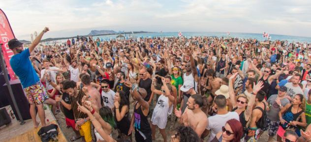 Festival Sun and Bass di San Teodoro