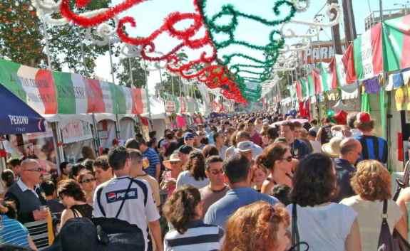 Festa di San Gennaro a Little Italy