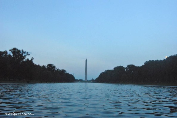 Washington Reflecting Pool