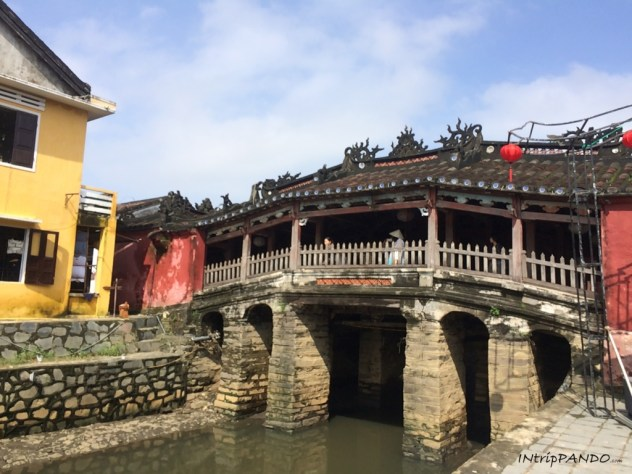 ponte giapponese simbolo di Hoi An