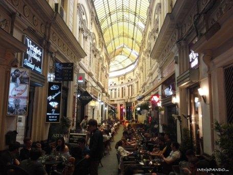 Bucarest passaggio Macca Vilacrosse