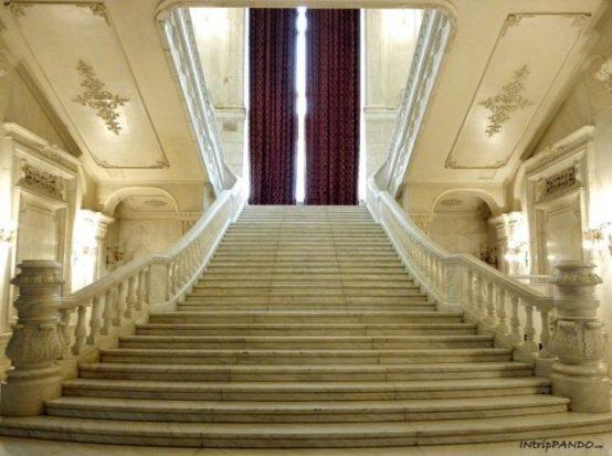 Parlamento Bucarest interni