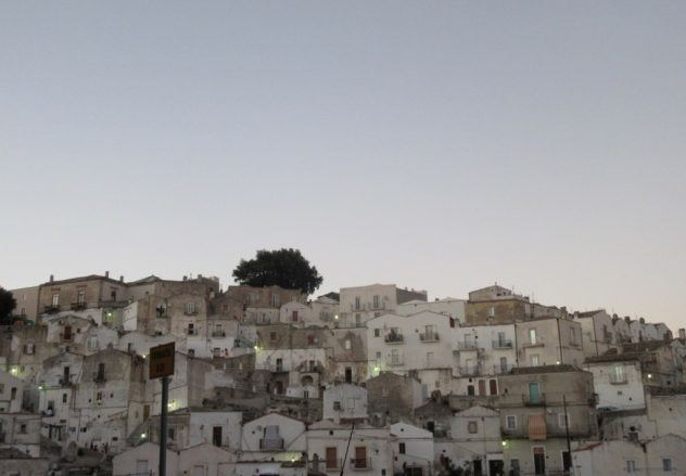Rione Junno a Monte Sant'Angelo