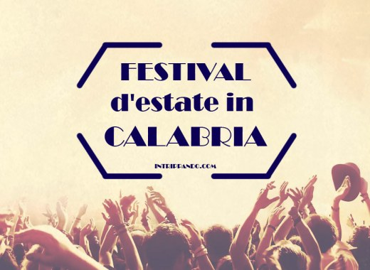 Festival dell'estate in Calabria