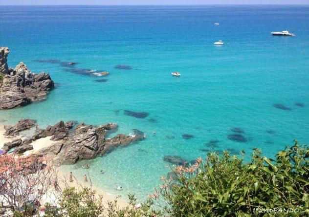 Spiagge della Calabria - Paradiso del sub a Zambrone