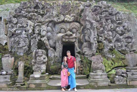 Tempio Elephant Cave, non distante da Ubud