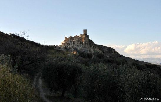 Borgo fantasma di Craco