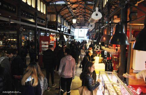 Mercato di San Miguel a Madrid