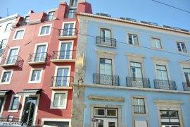 I mille colori degli edifici di Lisbona