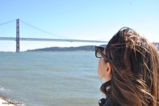 ponte 25 aprile di Lisbona