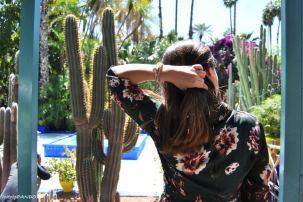 I giardini Majorelle di Marrakech
