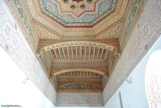 I mosaici di Palazzo Bahia a Marrakech