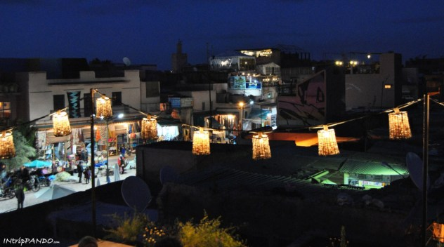 Ristorante Nomad a Marrakech