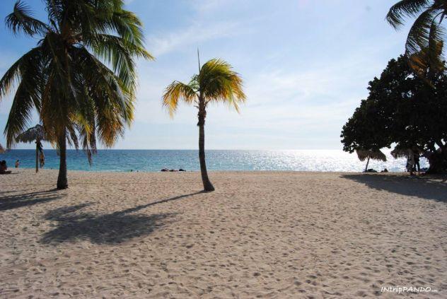 Playa Ancon vicino Trinidad