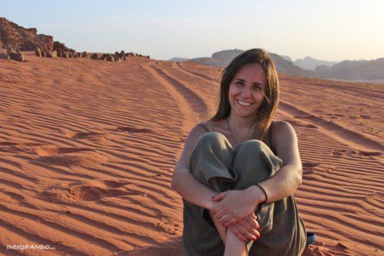 Le rosse distese del Wadi Rum