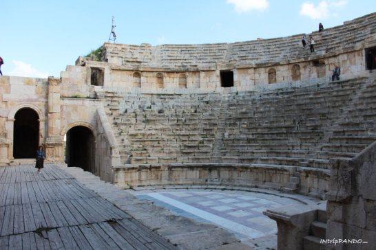 Teatro a Jerash
