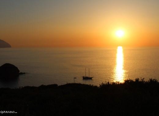 tramonto pollara