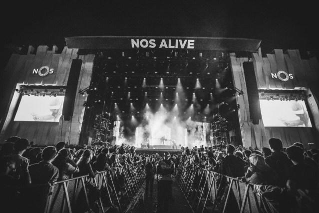 NOS Alive 2018 (Passeio Marítimo de Algés, 12 a 14 de Julho de 2018)