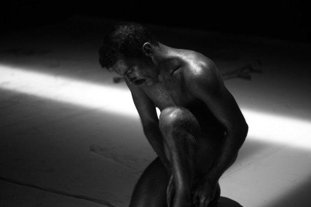 Reportagem da peça Onde puderes amar não te demores, apresentada no palco do Teatro Taborda a 7 de Dezembro de 2018 | INTRO