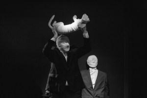 Crítica da performance Mnémosyne de Josef Nadj, apresentada no Mosteiro de São Bento da Vitória a 20 de Janeiro de 2019 | INTRO