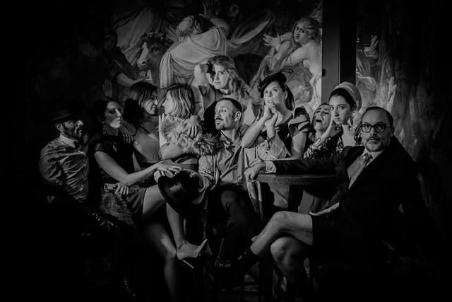 Reportagem da peça The Swimming Pool Party, de Mónica Garnel, apresentada no Teatro Municipal São Luiz no passado dia 2 de Outubro de 2019   INTRO