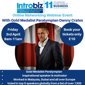 Danny Crates Image - Guest Speakers