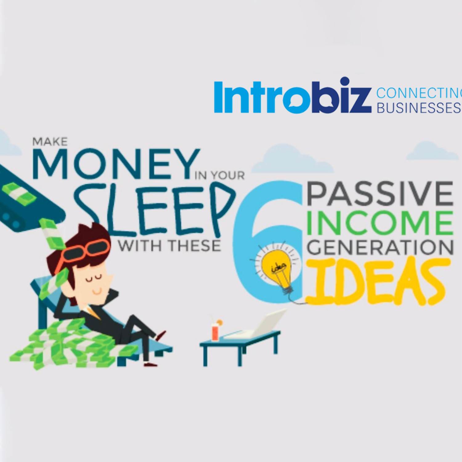 Passive Income Networking Event