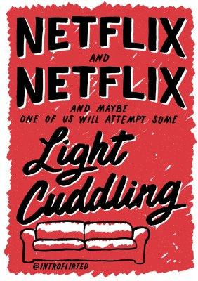 Introflirted #2: Netflix & Netflix by Josh Higgins