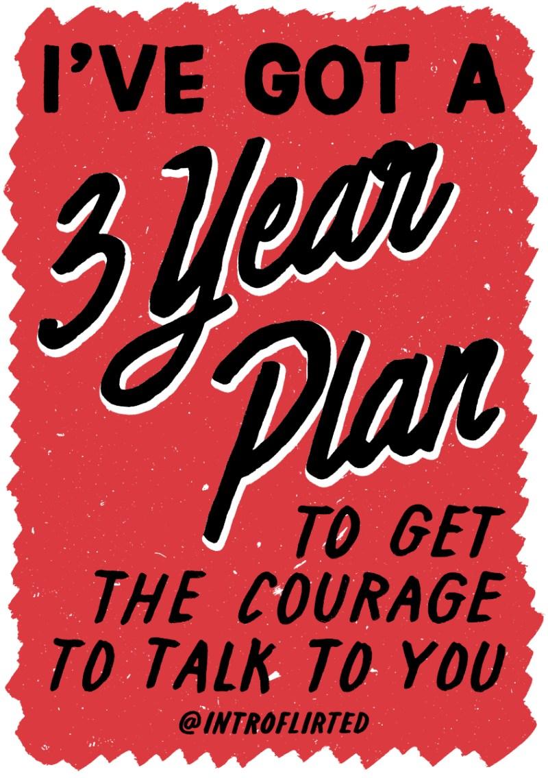 Introflirted #12 Three Year Plan by Josh Higgins