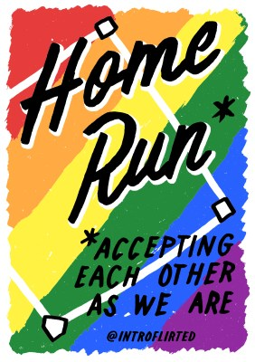 Introflirted #13 Home Run by Josh Higgins