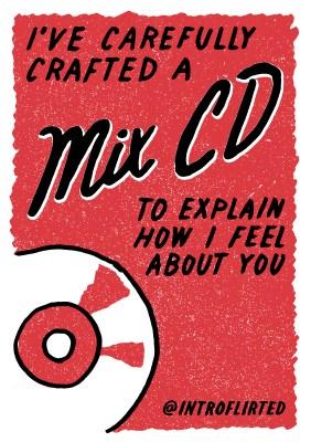 Introflirted #18B Mix CD