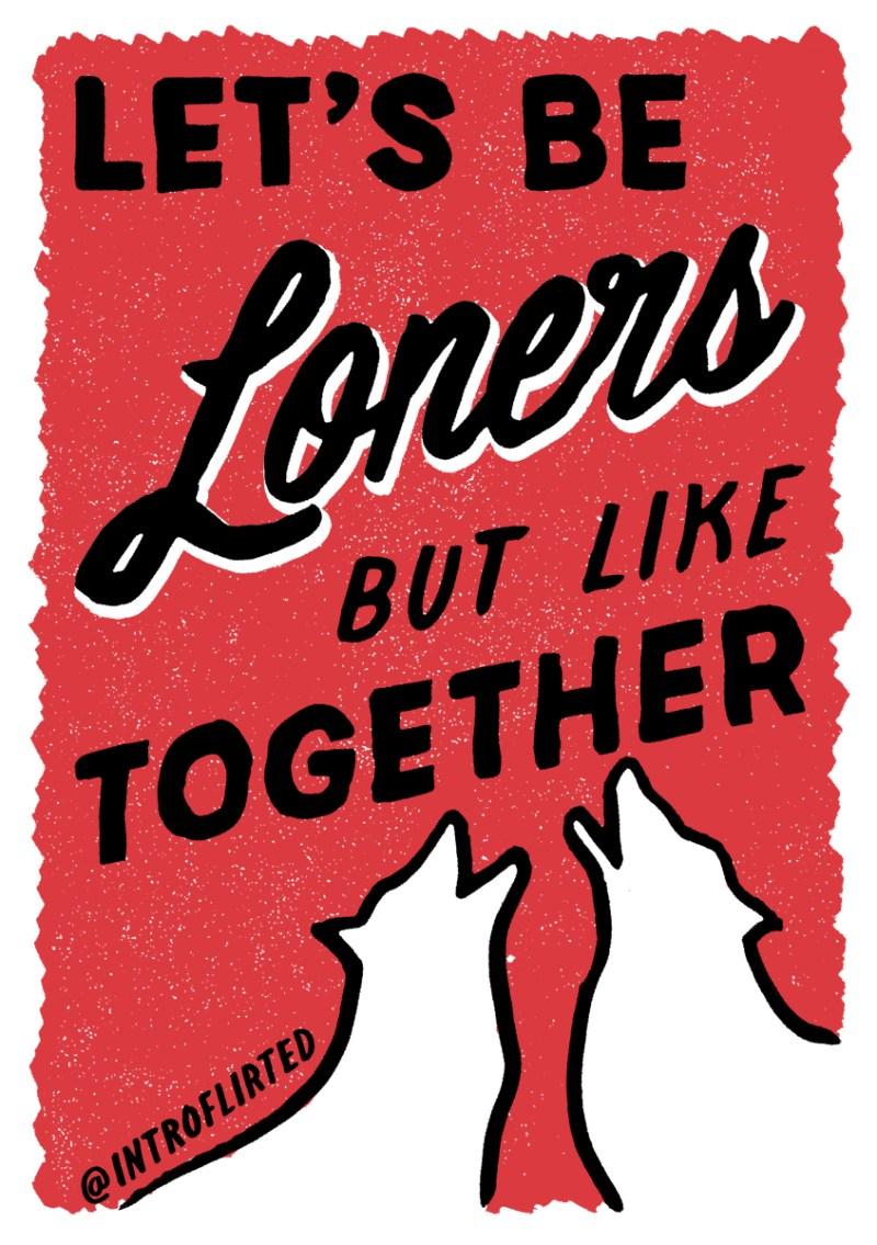 Introflirted #22 Loaners by Josh Higgins