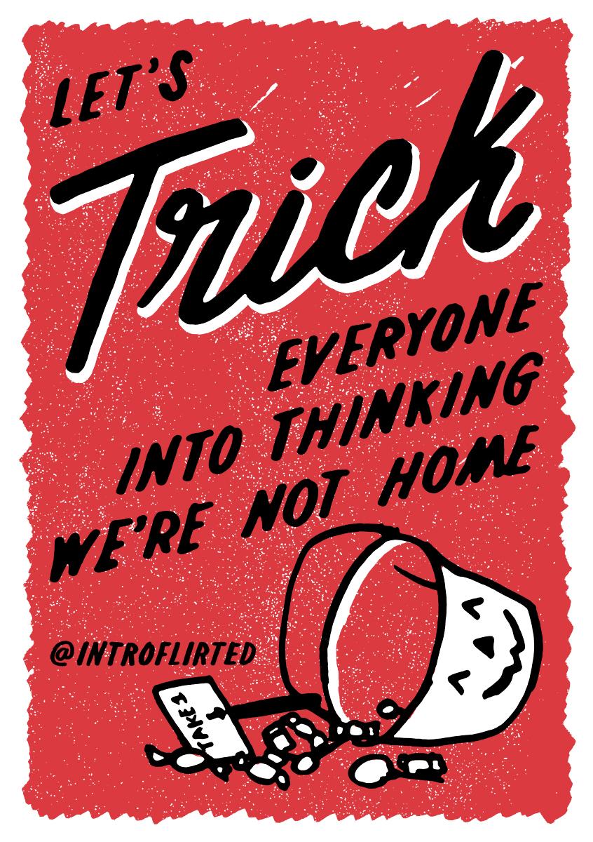Introflirted #31 Trick by Josh Higgins