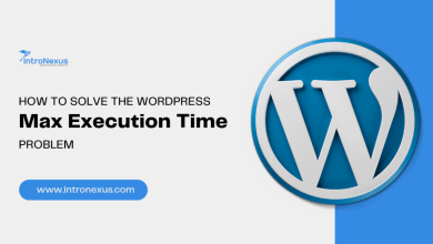 WordPress max_execution_time Problem
