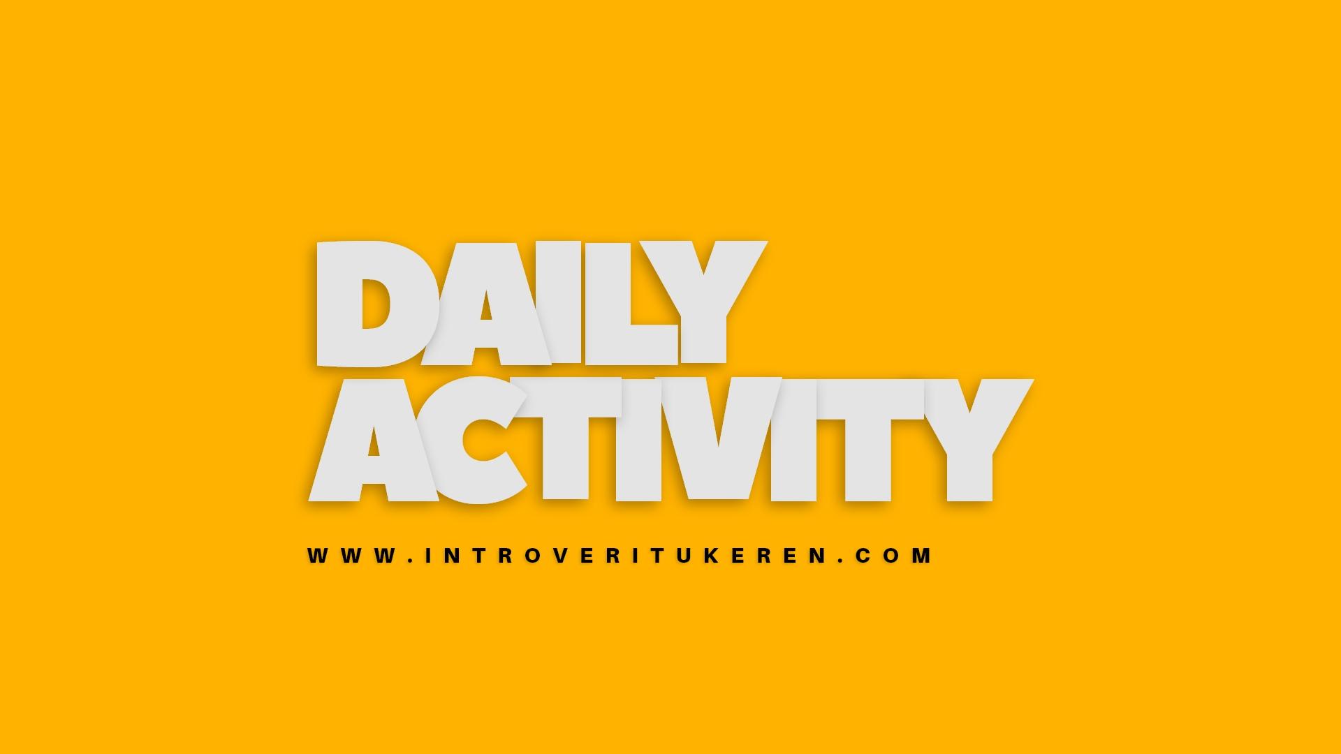 daily activiti