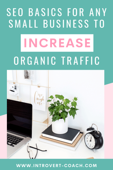 SEO for Small Businesses to Increase Organic Traffic