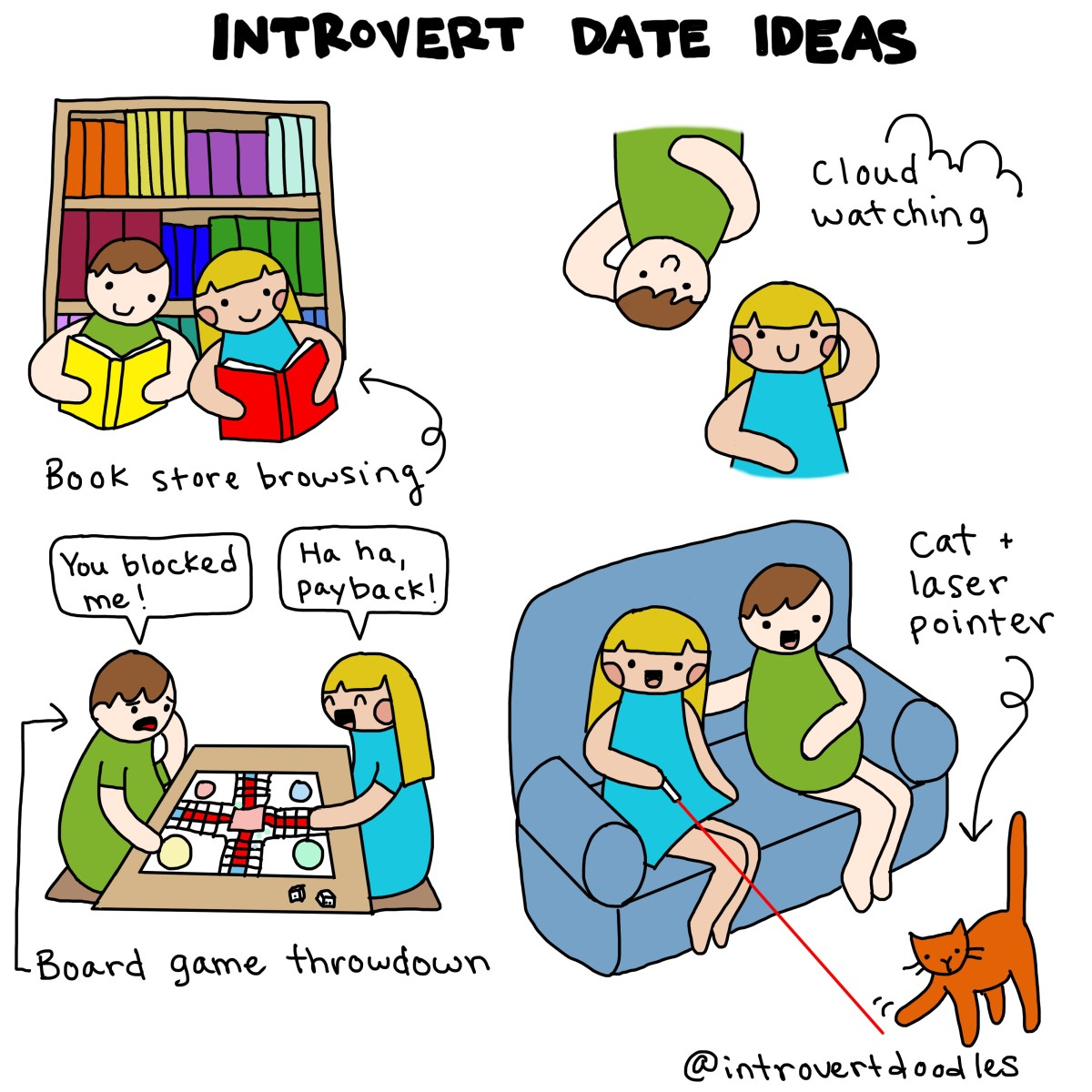 9 Secrets to Dating an Introvert According to Experts