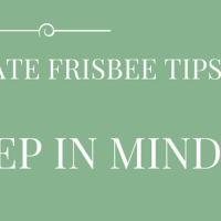10 Ultimate Frisbee Tips To Keep In Mind